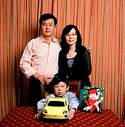 Chen Qianlei is 40 and runs a consulting business for foreign traders. His wife, Gou Xia, also 40 works for a news agency as an arts reporter. They live in Beijing with their seven-year old son, Chen Dingqi who is in grade two at primary school. Xia says she would have liked another child and could have afforded to pay the fine but because she works for a government organization, she would have been automatically fired. ..Its over thirty years (1978) since the Mao's Chinese government brought in the One Child Policy in a bid to control the world's biggest, growing population. It has been successful, in controlling growth, but has led to other problems. E.G. a gender in-balance with a projected 30 million to many boys babies; Labour shortages and a lack of care for the elderly.