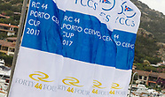 RC44 PORTO CERVO CUP 2017