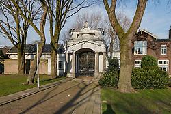 Algemene begraafplaats Crooswijk, Rotterdam, Kralingen-Crooswijk, Zuid Holland, Netherlands