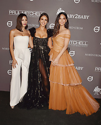 The 2018 Baby2Baby Gala Presented By Paul Mitchell Event at 3LABS on November 10, 2018 in Culver City, California. CAP/ROT ©ROT/Capital Pictures. 10 Nov 2018 Pictured: Jenna Dewan, Jessica Alba, Olivia Munn. Photo credit: ROT/Capital Pictures / MEGA TheMegaAgency.com +1 888 505 6342