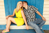 Brandi and Rossi: Engagement Shoot