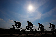 Illustration, Scenery, Silhouette during the 105th Tour de France 2018, Stage 18, Trie sur Baise - Pau (172 km) on July 26th, 2018 - Photo Luca Bettini / BettiniPhoto / ProSportsImages / DPPI