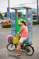 Chine, Pekin, scene de vie // China, Beijing, daily life