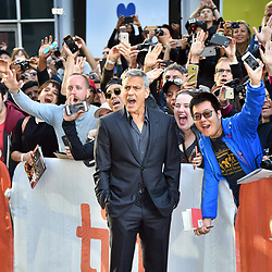 September 9, 2017 - Toronto, Ontario, Canada - GEORGE CLOONEY attends 'Suburbicon' premiere during the 2017 Toronto International Film Festival at Princess Of Walles Theatre. (Credit Image: © Igor Vidyashev via ZUMA Wire)