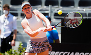 Alison Riske of the United States in action during the first round of the 2021 Internazionali BNL d'Italia, WTA 1000 tennis tournament on May 10, 2021 at Foro Italico in Rome, Italy - Photo Rob Prange / Spain ProSportsImages / DPPI / ProSportsImages / DPPI