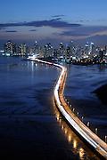 Skyline | Panama city.<br /> <br /> Edición de 3 | Víctor Santamaría.