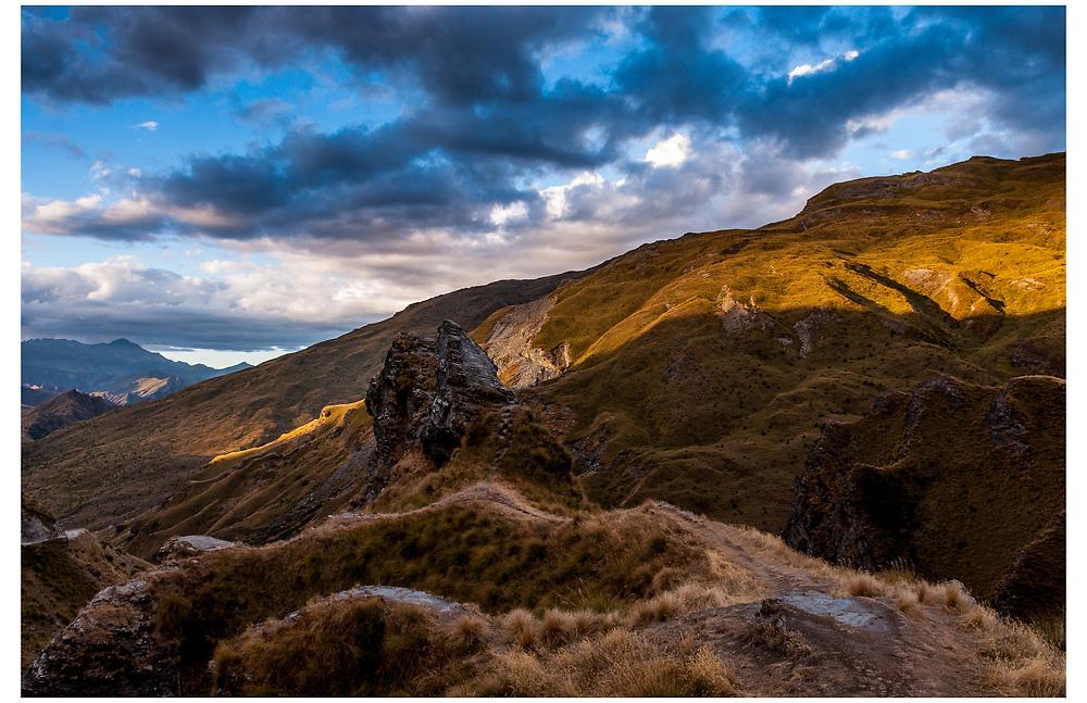 Gorilla Rock, Skippers Canyon, Queenstown, Otago.