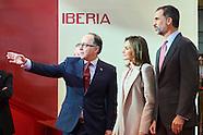 011817 Spanish Royals Attend Opening of Internacional Tourism Fair