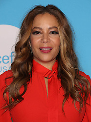 Sunny Hostin at the UNICEF USA's 14th Annual Snowflake Ball in New York City.