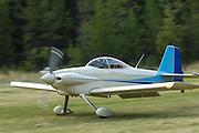 RV-8 at Johnson Creek, Idaho