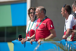 Demeersman Dirk, BEL<br /> Training session<br /> Olympic Games Rio 2016<br /> © Hippo Foto - Dirk Caremans<br /> 13/08/16