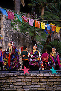 Image of the Ballet Folklorico Festival on the Riverwalk in San Antonio, Texas, American Southwest by Andrea Wells