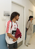 20090629: LISBON, PORTUGAL - SL Benfica first day of the season - Medical Tests at Lusiadas Hospital. In picture. Pablo Aimar. PHOTO: CIYTFILES