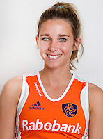 DEN HAAG - Ellen Hoog, Nederlands Team hockey dames.