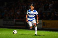 Football - 2021 / 2022 EFL Carabao Cup - Round Two - Queens Park Rangers vs Oxford United - Kyan Prince Foundation Stadium - Tuesday 24th August 2021.<br /> <br /> Chris Willock of Queens Park Rangers.<br /> <br /> COLORSPORT/Ashley Western