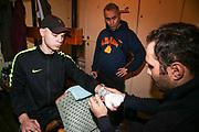 Boxen: Weihbachtsdinnerboxen 2019, Lüchow, 27.12.2019<br /> Sasha Alexander (Germany) - Rudolf Murko (Czech Republic)<br /> © Torsten Helmke