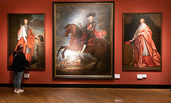 Don Ferdinand of Spain on Horseback by Peter Paul Rubens at the German History Museum in Berlin, Germany