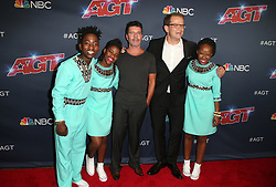 September 3, 2019, Hollywood, California, United States: ''America's Got Talent'' Season 14 Live Show Red Carpet..Featuring: Simon Cowell, Ndlovu Youth Choir.Where: Hollywood, California, United States.When: 04 Sep 2019.Credit: ..**ONLY AVAILABLE FOR THE USA* (Credit Image: © Fs2/WENN via ZUMA Press)
