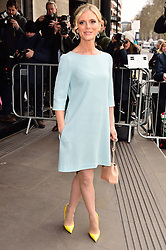 © Licensed to London News Pictures. 08/03/2016. EMILIA FOX arrives for the TRIC Awards. The Television and Radio Industries Club's annual awards ceremony, honour's the best performers and programmes  of the last year .London, UK. Photo credit: Ray Tang/LNP