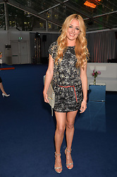 CAT DEELEY at the Glamour Women of The Year Awards in Association with Next held in Berkeley Square Gardens, Berkeley Square, London on 3rd June 2014.