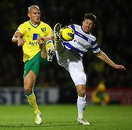 Norwich v Queens Park Rangers 261111