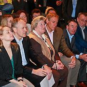 NLD/Amsterdam/20110221 - Boekpresentatie De Sportcanon, Minke Booij, Sjoukje Dijkstra, Ard Schenk, Hennie Kuiper en Rob Rensenbrink