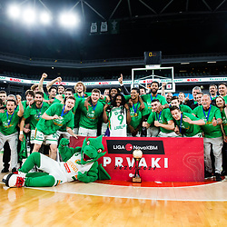 20210530: SLO, Basketball - Final of Liga Nova KBM 2020/21, KK Cedevita Olimpija VS KK Krka