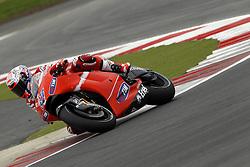 18.06.2010, Circuit, Silverstone, GBR, MotoGP, Airasia British Grand Prix, im Bild Casey Stoner - Ducati team. EXPA Pictures © 2010, PhotoCredit: EXPA/ InsideFoto/ Semedia / SPORTIDA PHOTO AGENCY