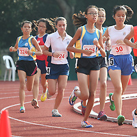 B Division Girls 3000m