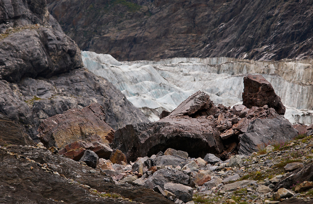 Switzerland - Upper Grindelwald glacier