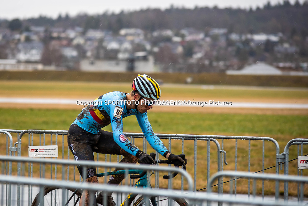 20190201: UCI CX Worlds : Dübendorf: Thibau Nys wins his first world title