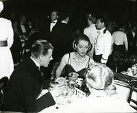 1949 Bette Davis at the Cocoanut Grove