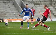 Oldham Athletic v Bristol City 030415