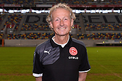 02.07.2015, Esprit Arena, Duesseldorf, GER, 2. FBL, Fortuna Duesseldorf, Fototermin, im Bild Physiotherapeut Bernd Restle ( Fortuna Duesseldorf / Portrait ) // during the official Team and Portrait Photoshoot of German 2nd Bundesliga Club Fortuna Duesseldorf at the Esprit Arena in Duesseldorf, Germany on 2015/07/02. EXPA Pictures © 2015, PhotoCredit: EXPA/ Eibner-Pressefoto/ Thienel<br /> <br /> *****ATTENTION - OUT of GER*****