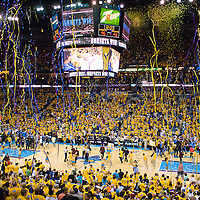 NEW ORLEANS HORNETS ARENA