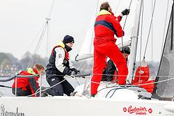 , Kiel - Maior 28.04. - 01.05.2018, J 80 - Barandon - GER 1052 - 1071 ----Johannes MÜLLER - Kieler Yacht-Club e. V
