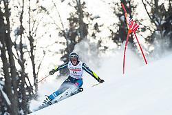 Sara Hector (SWE) during the Ladies' Giant Slalom at 57th Golden Fox event at Audi FIS Ski World Cup 2020/21, on January 17, 2021 in Podkoren, Kranjska Gora, Slovenia. Photo by Vid Ponikvar / Sportida