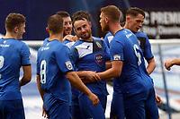Matty Warburton. Stockport County FC 1-2 Kidderminster Harriers FC. Vanarama National League North.  28.10.17