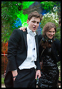CONRAD JOOG; JANE SONBEF, The Tercentenary Ball, Worcester College. Oxford. 27 June 2014