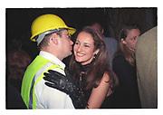 MILES BLACKBURN, ISOBEL GOLDSMITH, Baron steven Bentinch deconstruction party. 1997