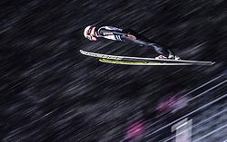 18.01.2019, Wielka Krokiew, Zakopane, POL, FIS Weltcup Skisprung, Zakopane, Qualifikation, im Bild Kamil Stoch (POL) // Kamil Stoch of Poland during his Qualification Jump of FIS Ski Jumping World Cup at the Wielka Krokiew in Zakopane, Poland on 2019/01/18. EXPA Pictures © 2019, PhotoCredit: EXPA/ JFK