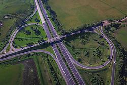 Banco de imagens das rodovias administradas pela EGR - Empresa Gaúcha de Rodovias. ERS - 474, entroncamento da BR 290 com ERS 239. FOTO: Jefferson Bernardes/ Agência Preview