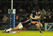 Wycombe. GREAT BRITAIN,  5th November 2004, Zurich Premiership Rugby,  London Wasps vs Harlequins, Adams Park, ENGLAND, [Mandatory Credit; Peter Spurrier/Intersport-images],<br /> Wasps Jonny O'Conner <br /> [Mandatory Credit; Peter Spurrier/Intersport Images]