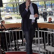 NLD/Amsterdam/20081001 - Lunchconcert musical Piaf Hotel, Albert Verlinde