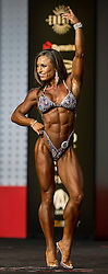 Sept.16, 2016 - Las Vegas, Nevada, U.S. -  SWANN DE LA ROSA competes in the Figure Olympia contest during Joe Weider's Olympia Fitness and Performance Weekend.(Credit Image: © Brian Cahn via ZUMA Wire)