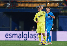 Villarreal v Getafe - 13 January 2019