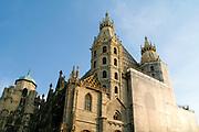 St. Stephan (Stephansdom) Cathedral, Vienna, Austria