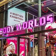 20170119 Body World expo