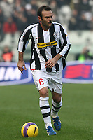"Cristiano Zanetti (Juventus)<br /> Torino 20/1/2008 Stadio ""Olimpico"" <br /> Campionato Italiano Serie A<br /> Juventus Sampdoria (0-0)<br /> Foto PaperMg Insidefoto"
