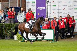 Ehning Marcus, GER, Stargold<br /> European Championship Riesenbeck 2021<br /> © Hippo Foto - Dirk Caremans<br />  01/09/2021
